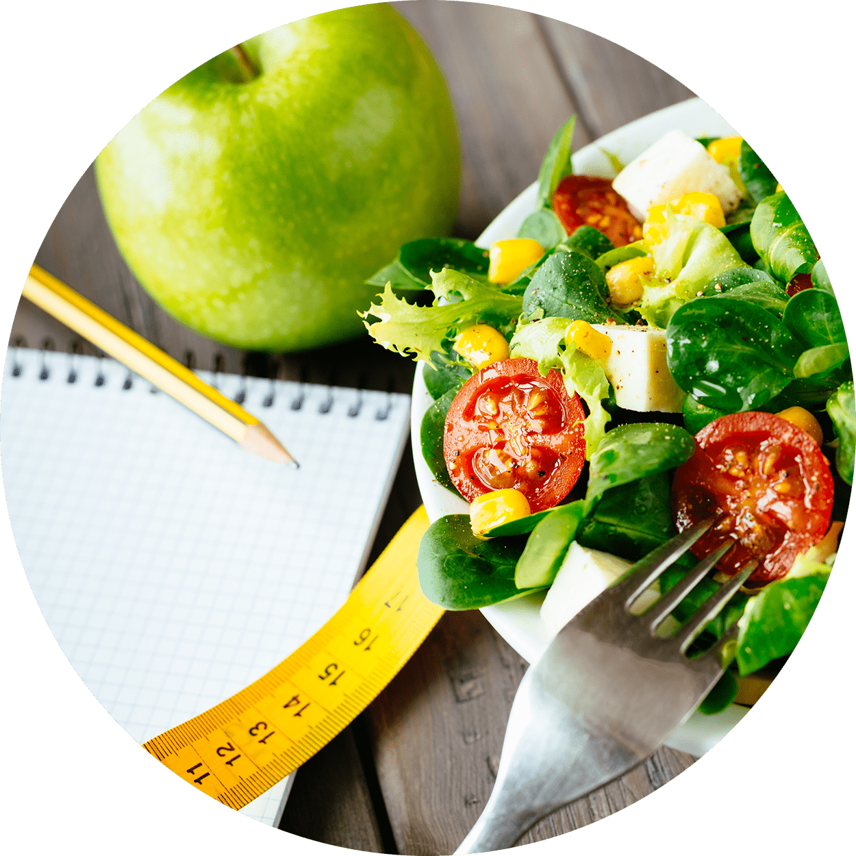Stay Fit With Sue - Personal Nutrition Evaluation