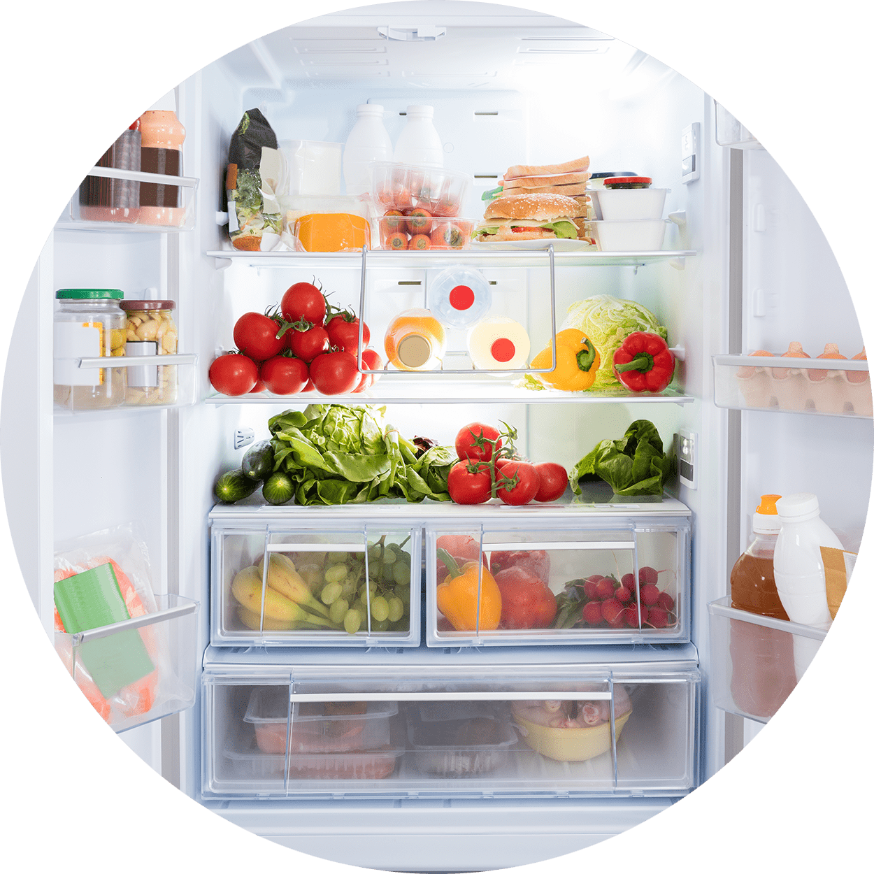 Stay Fit With Sue - Pantry and Fridge Makeover